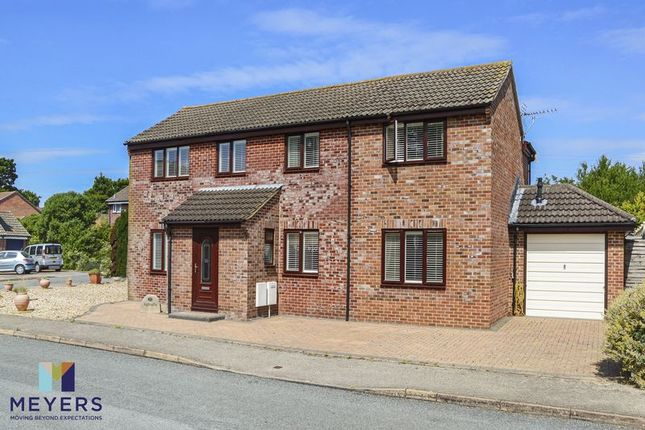 Thumbnail Detached house for sale in Sherford Close, Wareham BH20.
