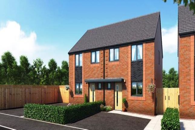 Thumbnail Semi-detached house for sale in Eagle Drive, Salford