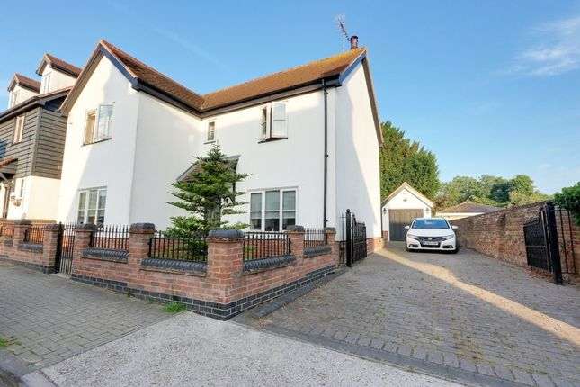 Thumbnail Detached house for sale in High Road, Horndon-On-The-Hill, Stanford-Le-Hope