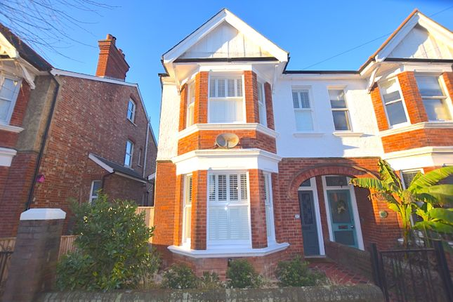 Thumbnail Semi-detached house for sale in Stephens Road, Tunbridge Wells