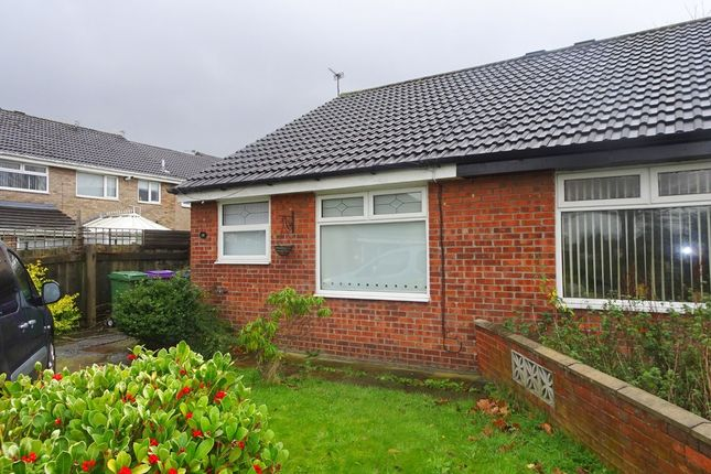 Thumbnail Semi-detached bungalow to rent in Hamilton Road, Everton, Liverpool