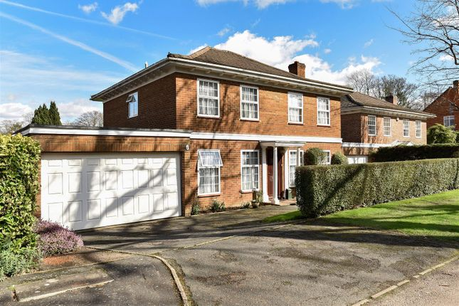 Thumbnail Detached house for sale in Downs Avenue, Epsom