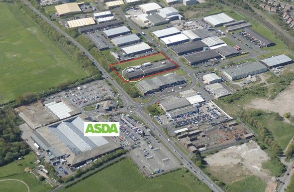 Thumbnail Industrial to let in North Tyne Industrial Estate, Whitley Road, Longbenton, Newcastle Upon Tyne