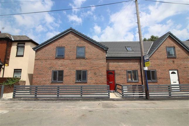 Thumbnail Town house for sale in William Street, Hindley, Wigan
