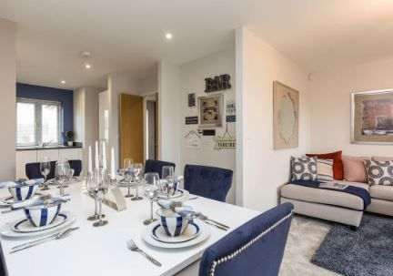 Dining Area of Montbray, Barnstaple EX31
