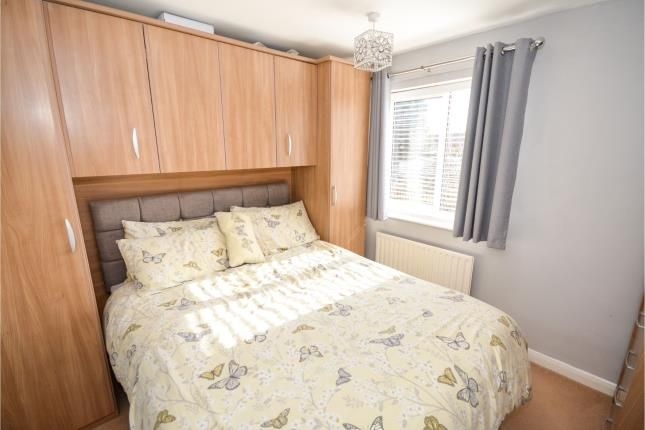 Master Bedroom of Burghley Park Close, North Hykeham, Lincoln, Lincolnshire LN6