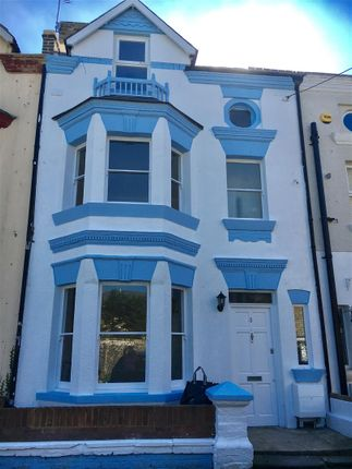 Thumbnail Terraced house to rent in Ethelbert Gardens, Margate
