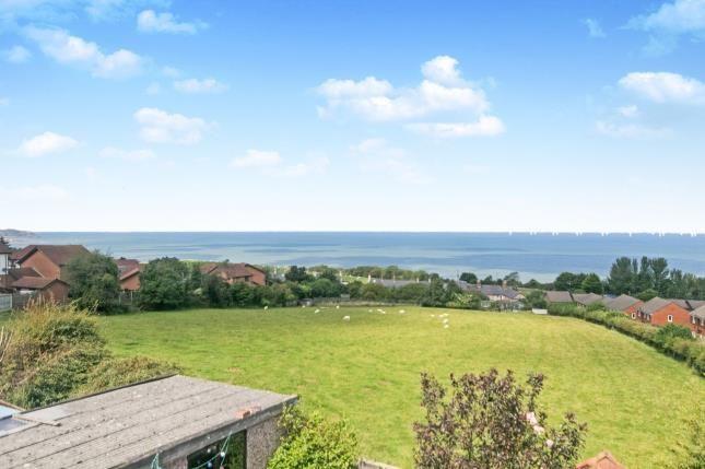 Rear Views of Cynfran Road, Llysfaen, Colwyn Bay, North Wales LL29