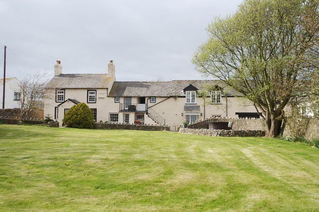 Thumbnail Farmhouse for sale in Biggar Village, Walney, Cumbria