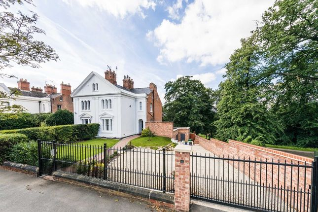 Thumbnail Semi-detached house for sale in Forest Road East, Nottingham