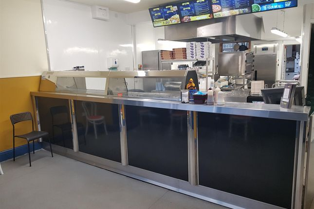 Leisure/hospitality for sale in Fish & Chips SK17, Derbyshire