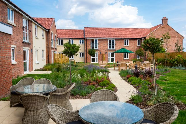 Thumbnail Flat for sale in William Bradford Court, Tickhill Road, Bawtry