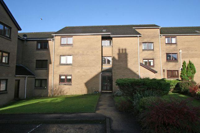 Thumbnail Flat for sale in Kelburn Court, Largs