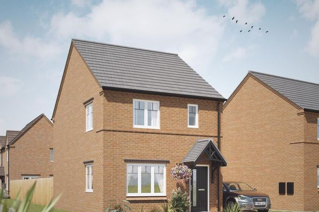 Thumbnail 3 bedroom semi-detached house for sale in Acresford Road, Overseal, Swadlincote