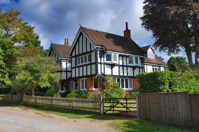 Thumbnail Detached house to rent in Broadlands Road, Brockenhurst