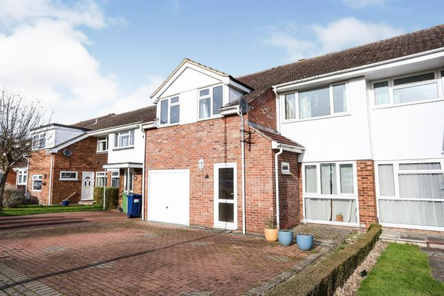 Thumbnail Semi-detached house for sale in Huddleston Way, Sawston, Cambridge