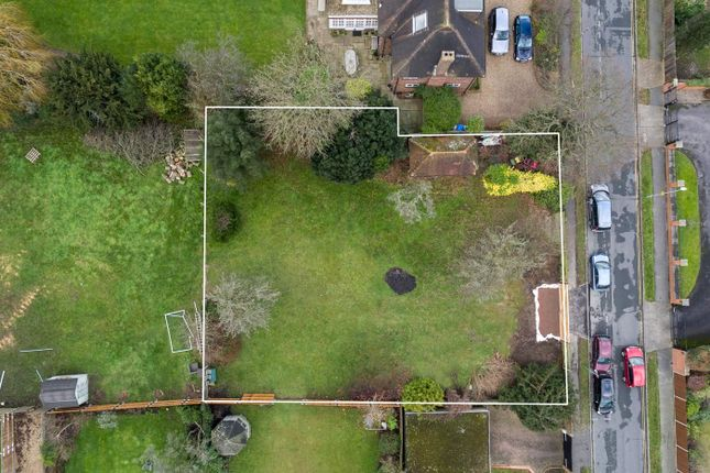 Thumbnail Land for sale in Wolsey Close, Coombe, Kingston Upon Thames