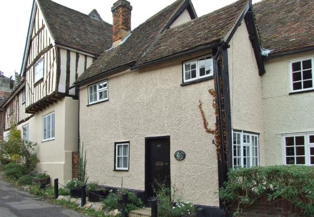 Thumbnail Terraced house to rent in Church Street, Shillington