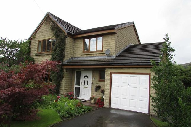 Thumbnail Detached house for sale in Stockton Drive, Chinley, High Peak