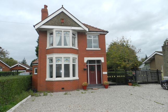 Thumbnail Detached house to rent in Mains Lane, Poulton-Le-Fylde