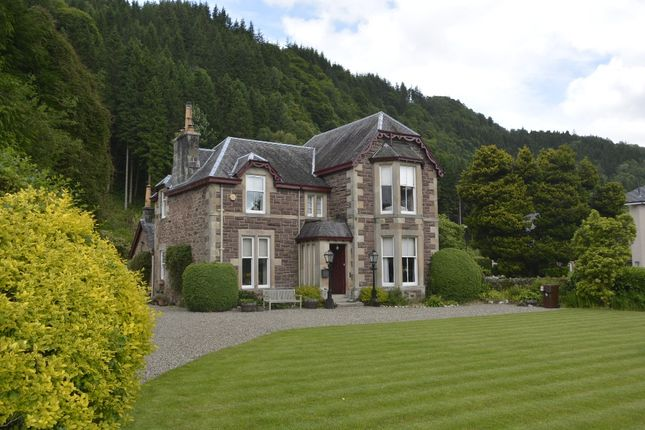 Thumbnail Property for sale in 3 Tulipan Crescent, Callander, Stirling