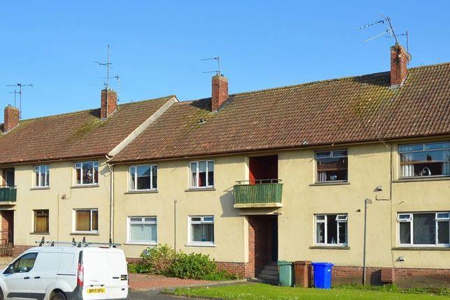 Thumbnail Flat for sale in Burnbank Road, Ayr