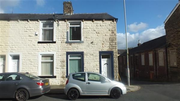 Thumbnail End terrace house to rent in Thompson Street, Padiham, Burnley