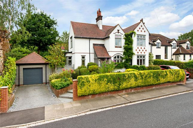 Thumbnail Detached house for sale in Lancaster Road, St. Albans, Hertfordshire