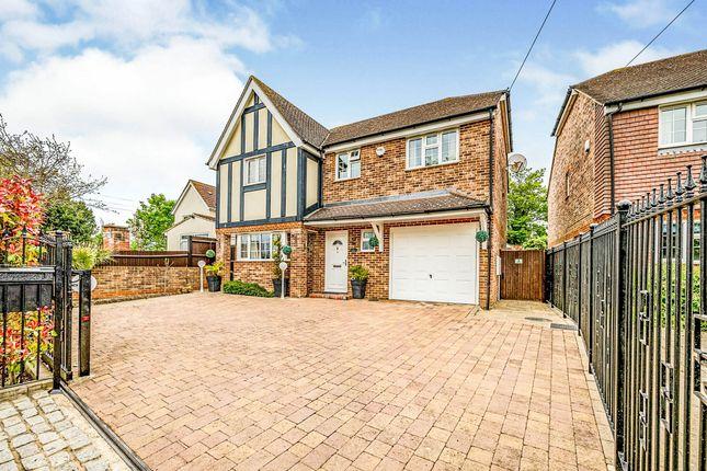 Thumbnail Detached house for sale in Lent Green, Burnham, Slough