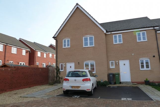 Semi-detached house to rent in Robert Davy Road, Exeter