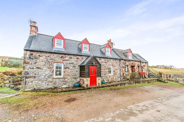 Thumbnail Detached house for sale in Balchladich, Lochinver, Lairg