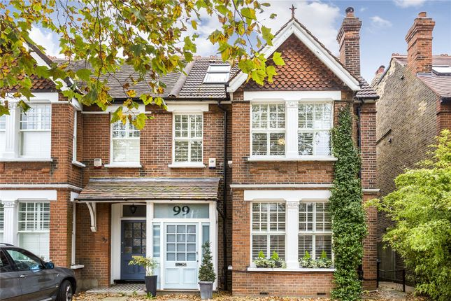 Thumbnail Semi-detached house for sale in Mortlake Road, Kew, Surrey