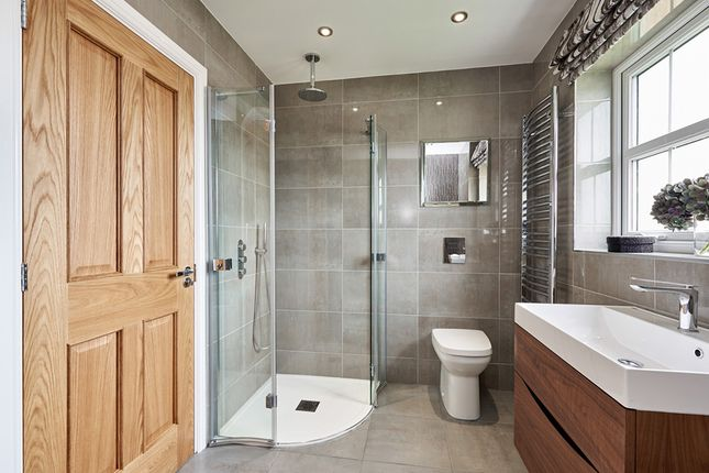Thumbnail Detached house for sale in The Durham, Fallows Park, Hanzard Drive, Wynyard
