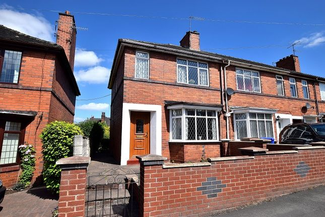 Thumbnail Town house for sale in Philip Street, Fenton, Stoke On Trent