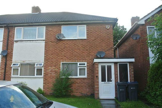 Flat for sale in Woodberry Walk, Acocks Green, Birmingham