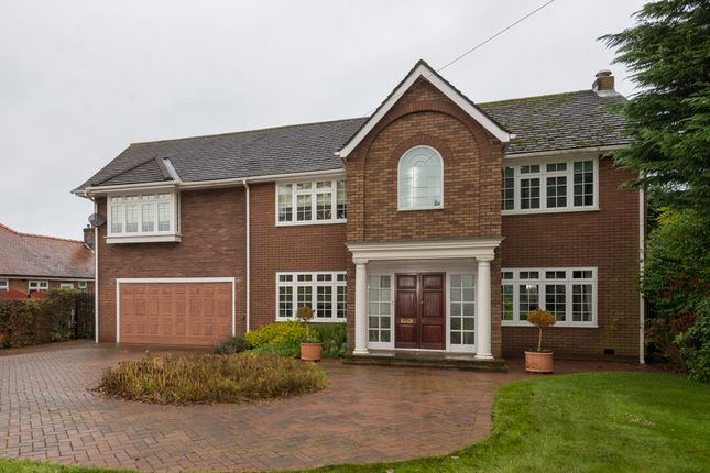 Thumbnail Detached house for sale in Dane Bank Road East, Lymm