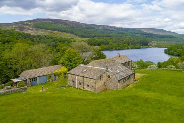 Thumbnail Farmhouse for sale in Tintwistle, Glossop