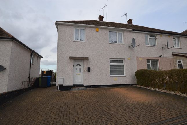 Thumbnail Semi-detached house to rent in Hillside Drive, Mastin Moor, Chesterfield