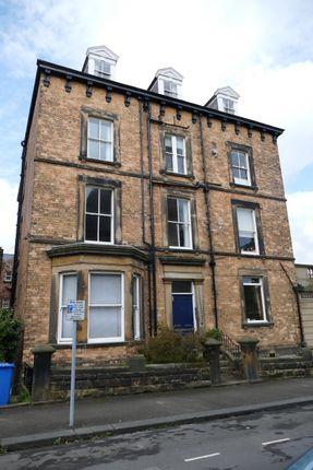 Thumbnail Flat to rent in 1 Craven Street, Scarborough