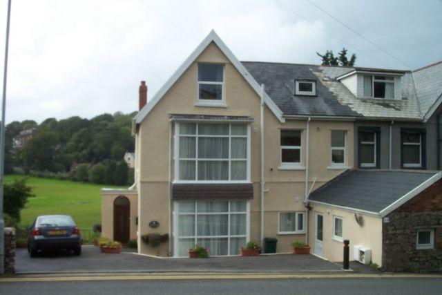 Thumbnail Maisonette to rent in Langland Road, Mumbles, Swansea