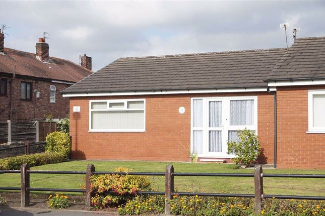 1 bed semi-detached bungalow to rent in Kean Place, Eccles, Manchester M30