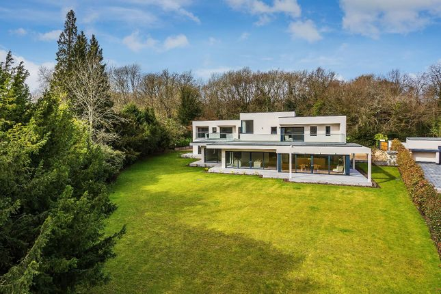 Thumbnail Detached house for sale in Mill Road, Holmwood, Dorking
