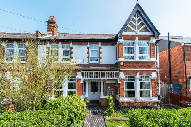Thumbnail Semi-detached house for sale in Blenheim Gardens, Wallington
