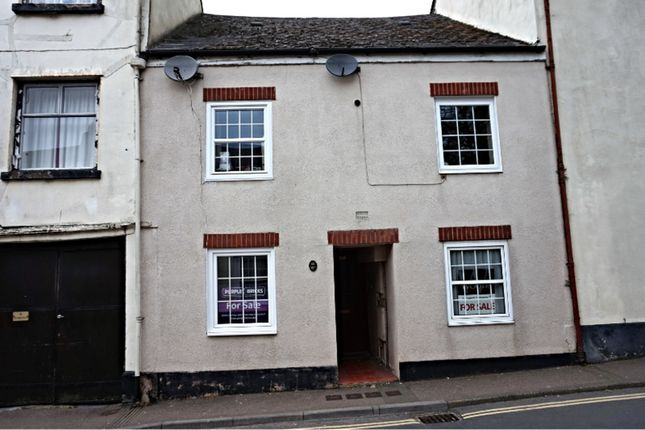 Thumbnail Flat for sale in 40A New Exeter Street, Chudleigh, Newton Abbot