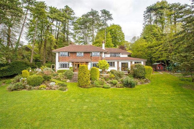 Thumbnail Detached house for sale in Harestone Hill, Caterham