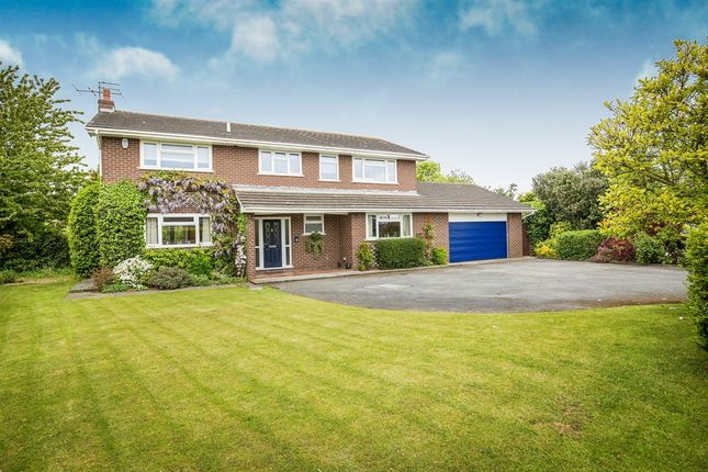 Thumbnail Detached house for sale in Pochard Avenue, Winsford