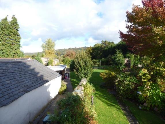 Rear Views of Tal Y Bont, Conwy, North Wales LL32