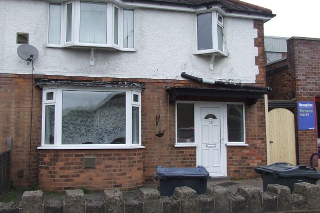 Thumbnail Semi-detached house to rent in Marsh Hill, Erdington
