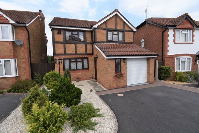 Thumbnail Detached house for sale in 46 Broomhurst Way, Muxton, Telford