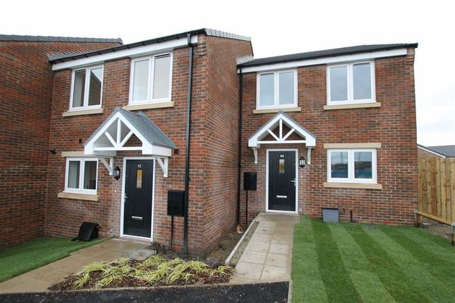 3 bed terraced house for sale in Hill Top View, Crow Trees Lane